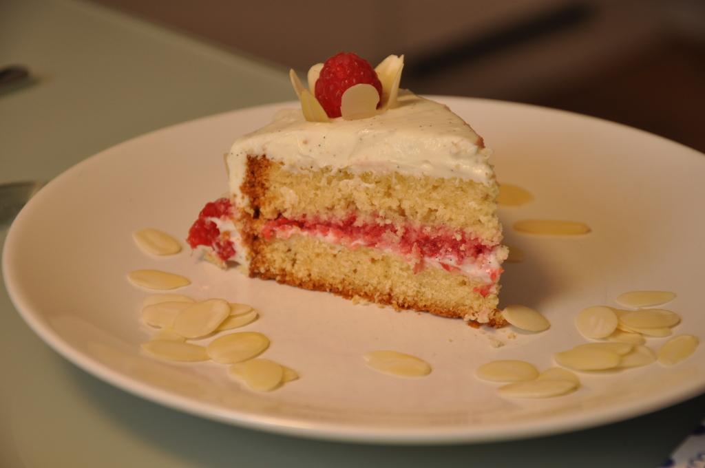 Himbeer Kuchen