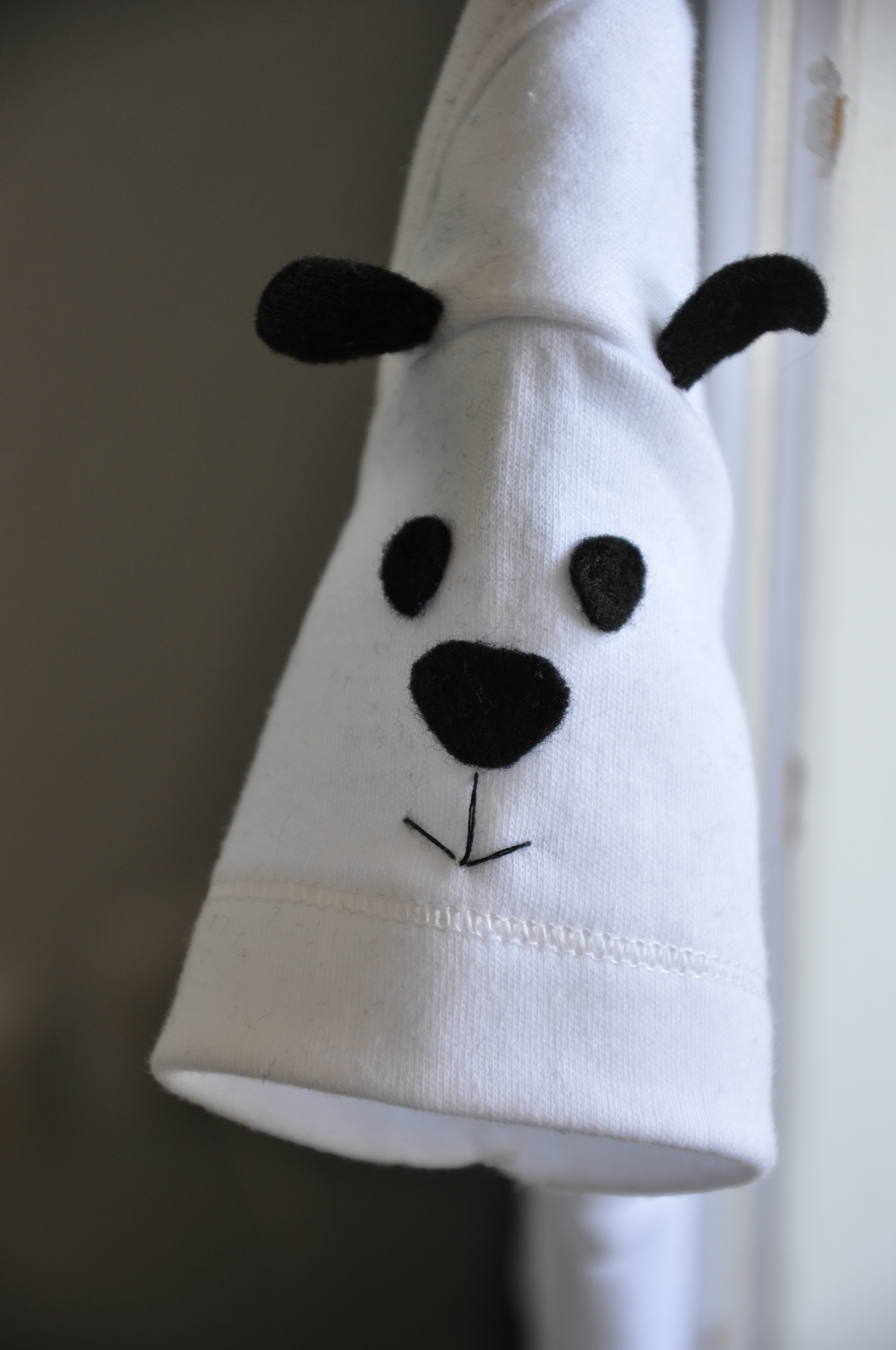 """Baby Body """"Panda"""" – ein süßes Geschenk zur Geburt"""