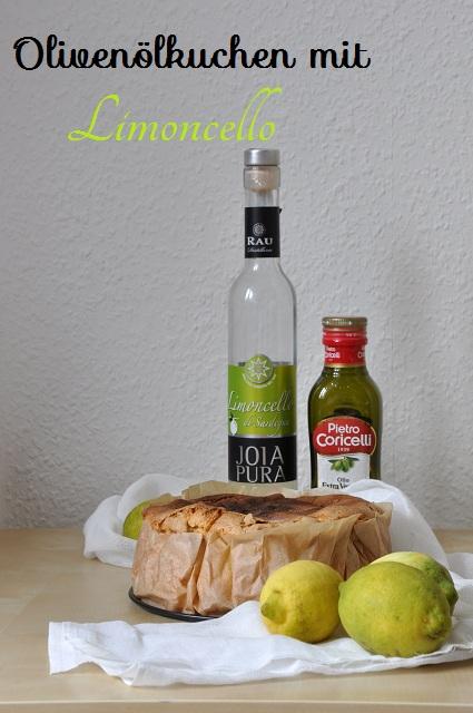 Olivenölkuchen