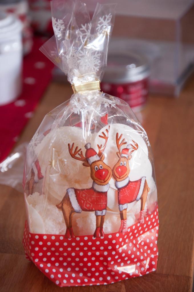 Kekse mit Schokostückchen