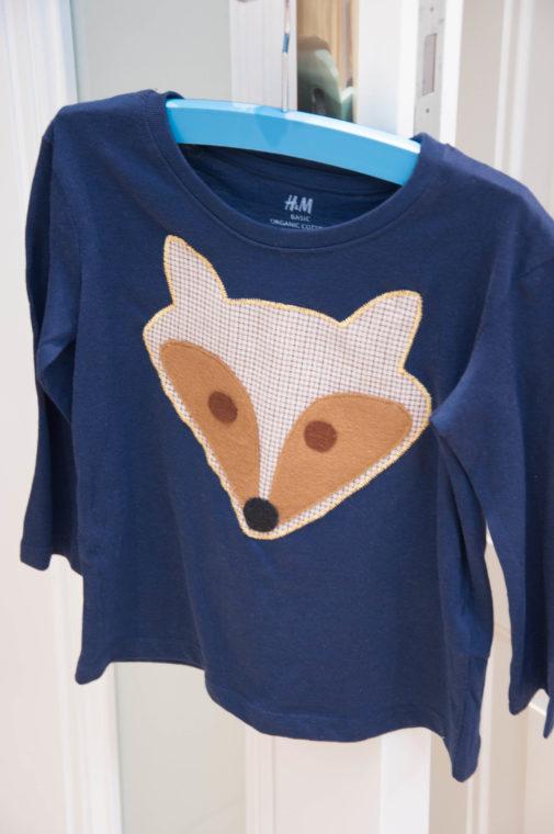 "Shirt ""Fuchs"""