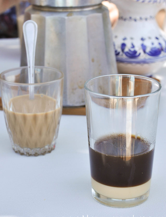 Spanischer Kaffee – einen café con leche, por favor!