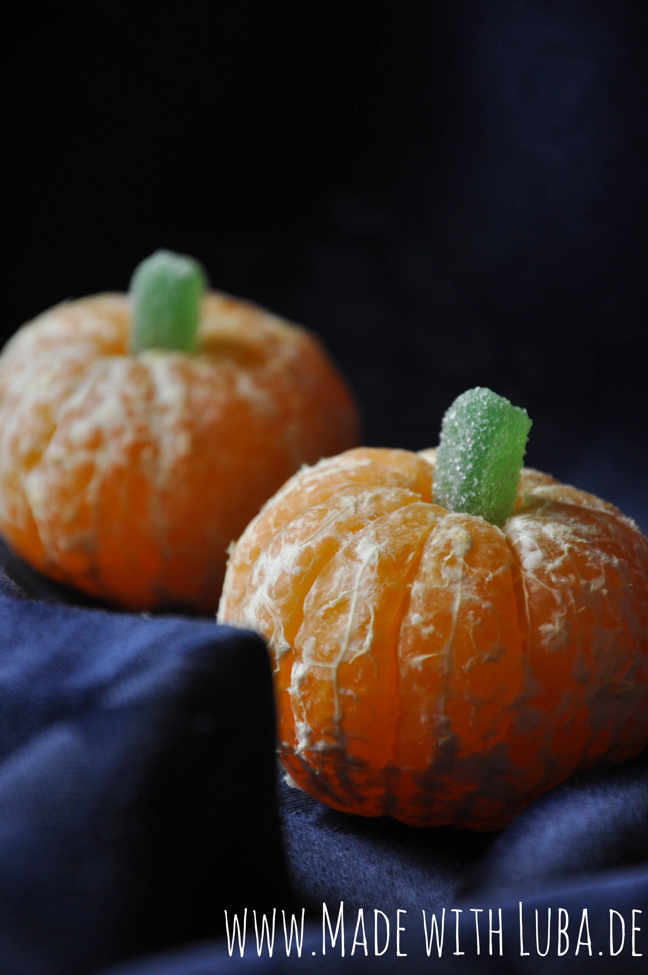 Lustiges Fingerfood für deine Halloween-Party
