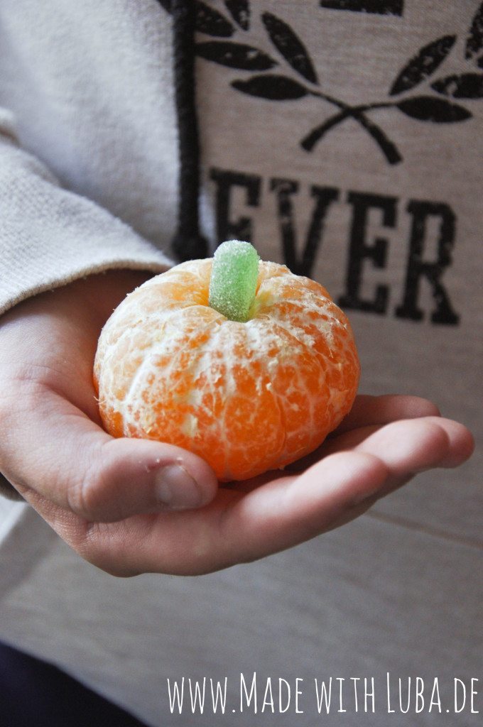 Halloween FIngerfood