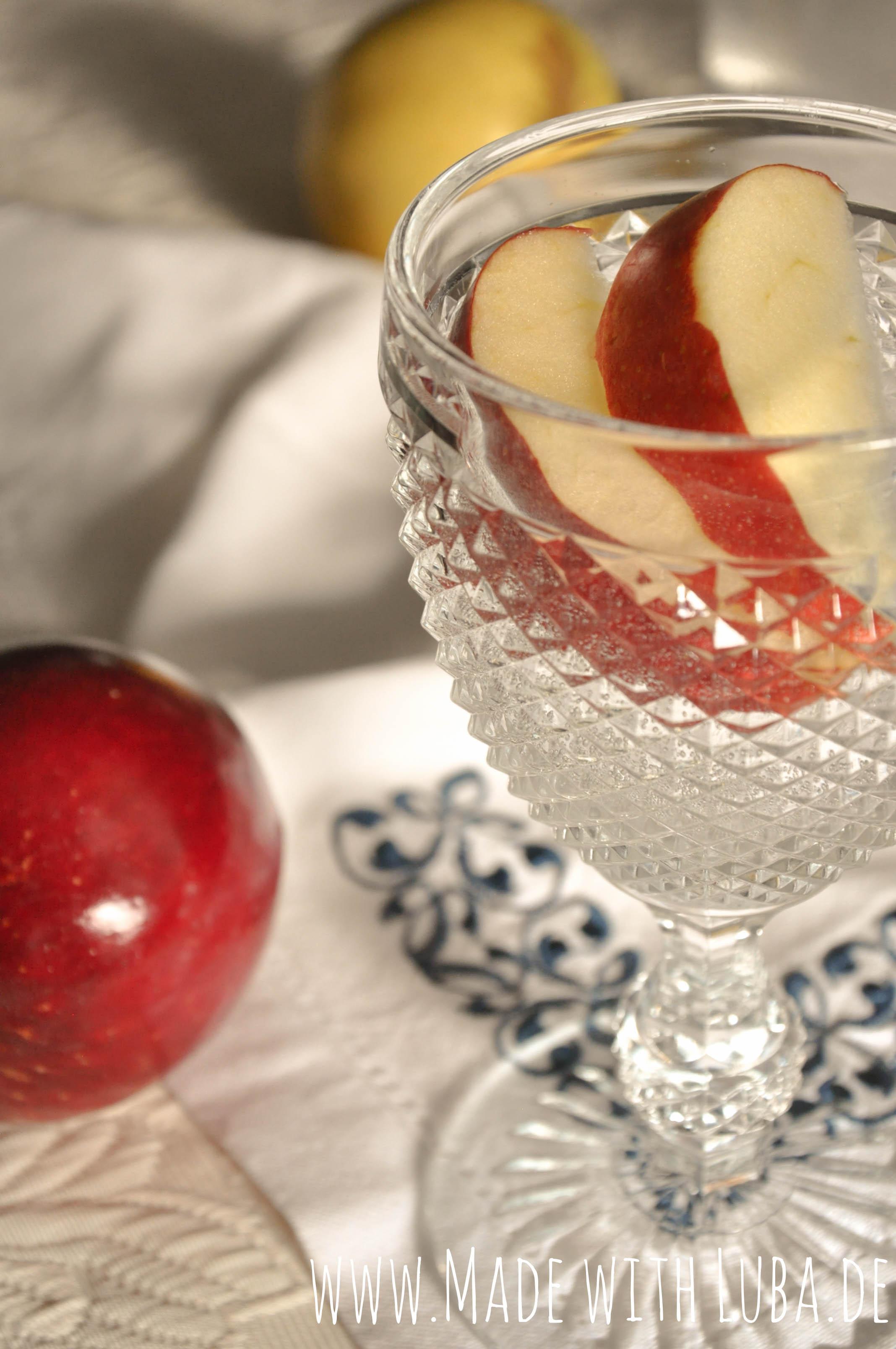 Gin Tonic mit Apfel – eine gute Kombination
