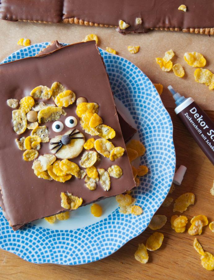 Selbstgemachte Schokoladentafeln – Ideal zum Verschenken!
