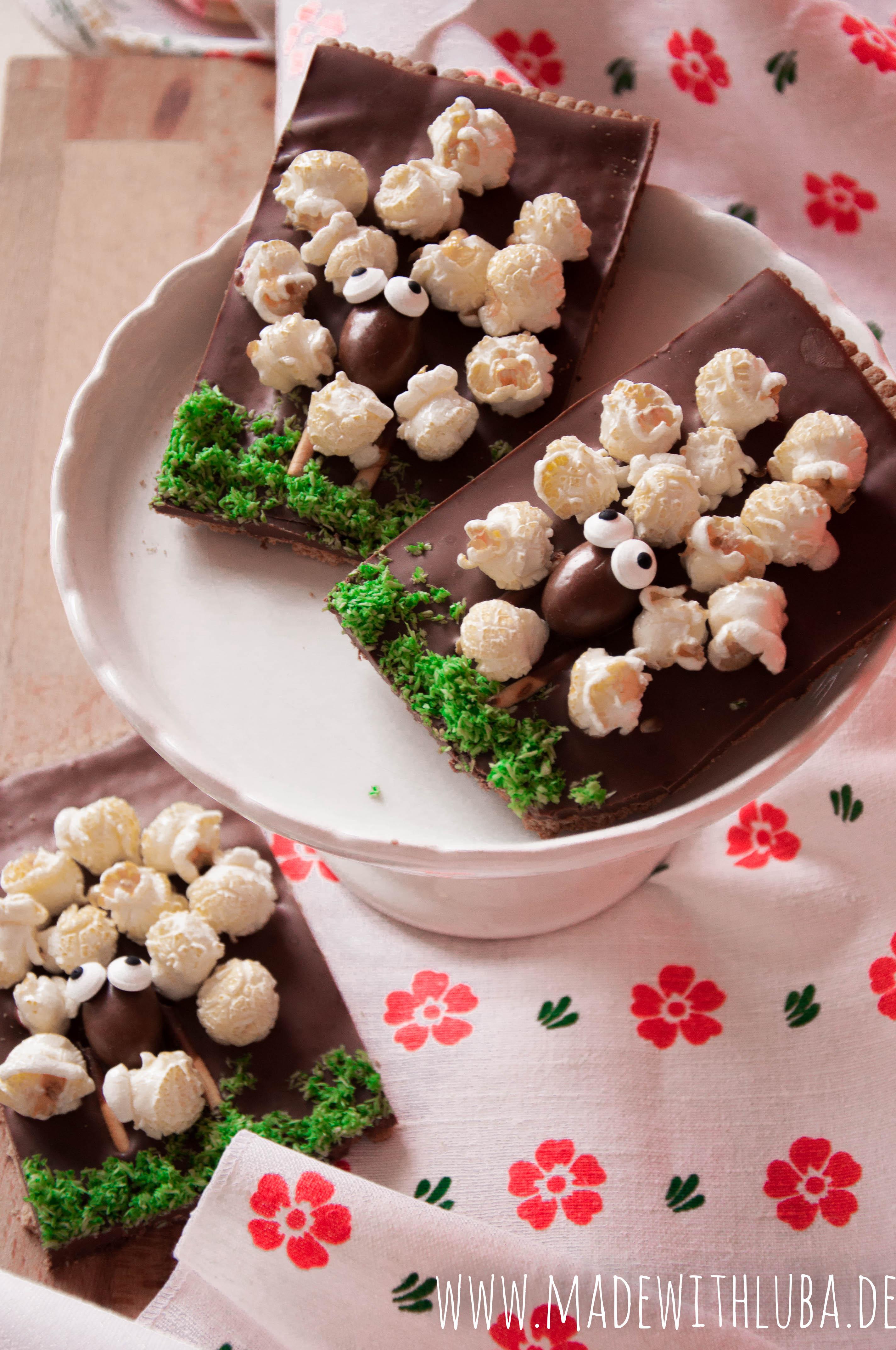 Schokotafeln – ein kleines DIY