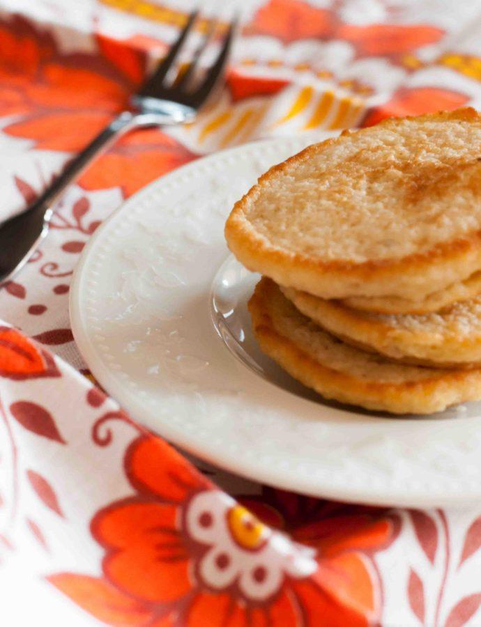 Hefezopf-Pancakes – Eine super Resteverwertung