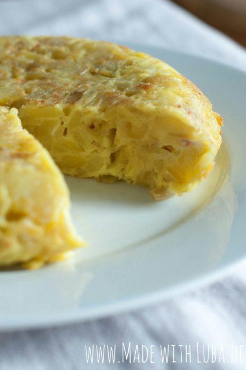 Anzeige – Spanische Tortilla – Eine Schritt für SchrittAnleitung