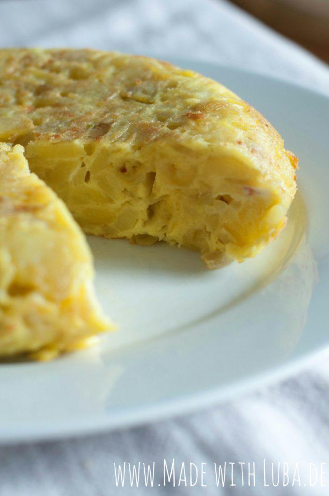 Spanische Tortilla – Schritt für Schritt