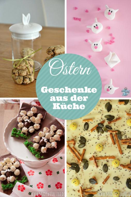 5 kleine Geschenke zu Ostern zum Selbermachen