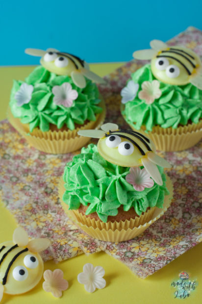 Drei Bienchen Cupcakes