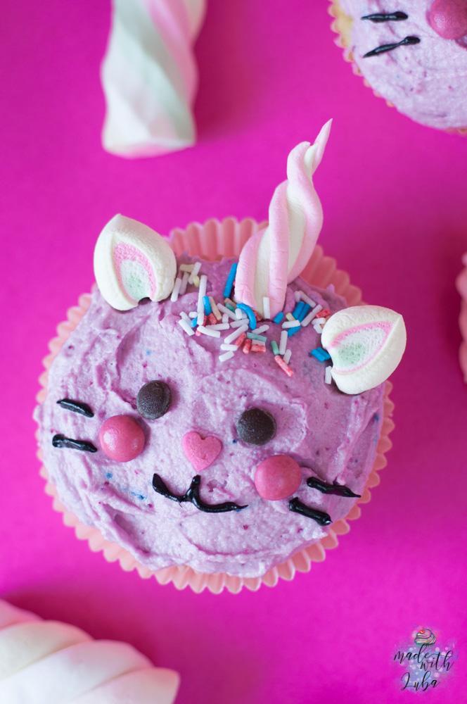 Caticorn Cupcakes Und Der Einhorn Trend Ist Vorbei
