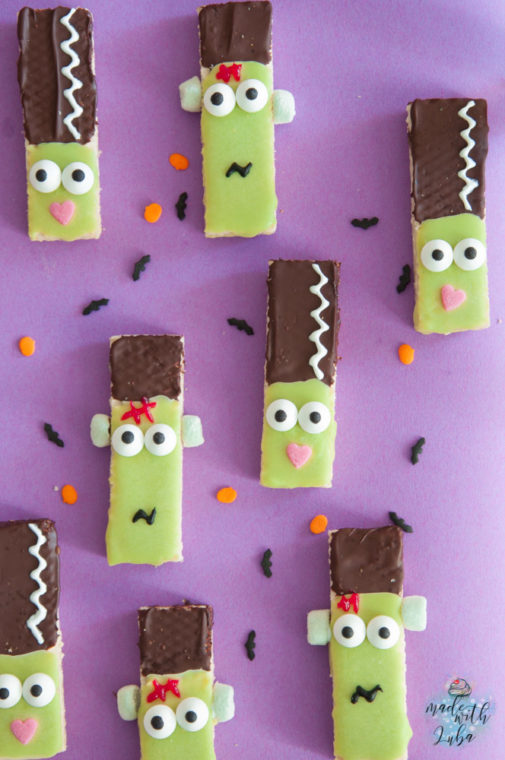 Gruseliges Fingerfood Halloween Kinder Party Archive Made With