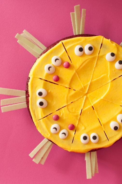 Falscher Karottenkuchen – Möhrchenspaß für Kinder