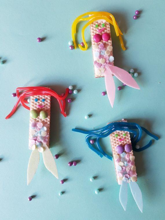 Meerjungfrauen Kekse – Und Du tauchst ab in eine bunte Unterwasserwelt!