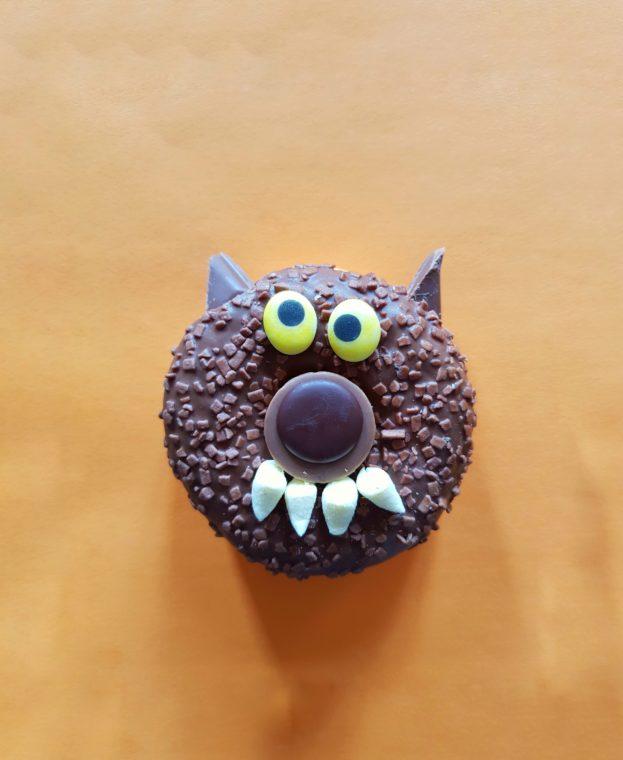Werwolf Donuts – Lustiges Fingerfood zu Halloween für Kinder