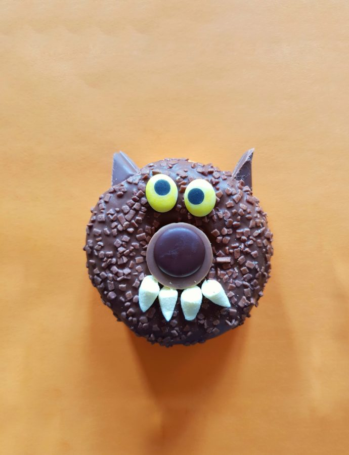 Werwolf Donuts – Lustiges Fingerfood zu Halloween für Kinder
