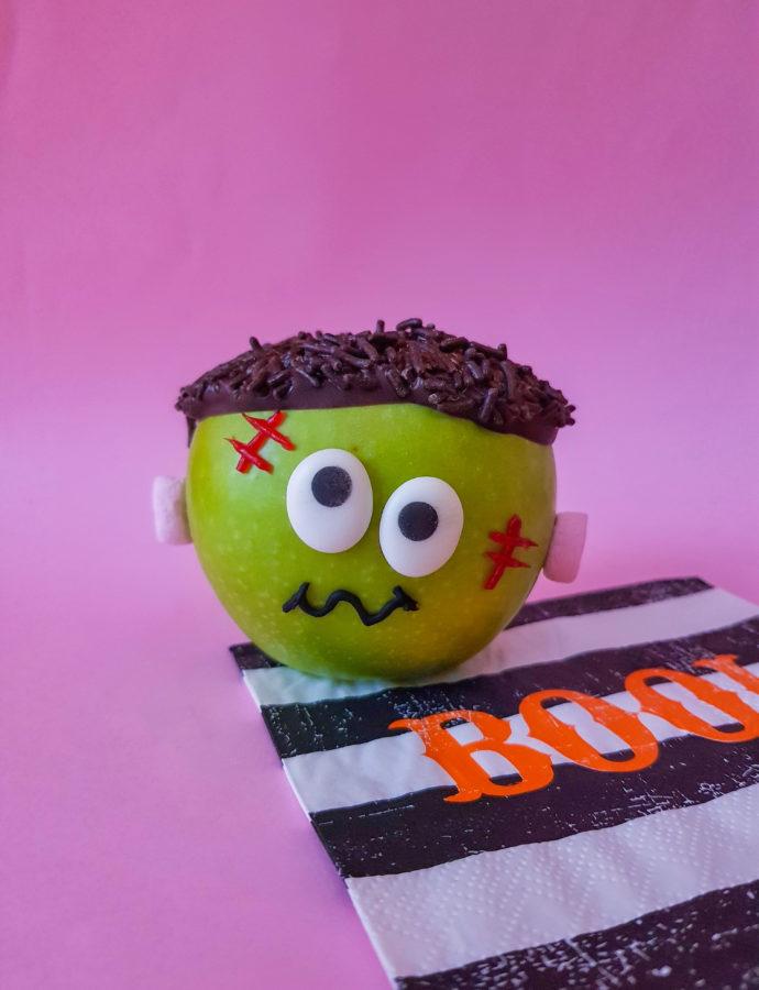 Süßes oder saures? – Halloween Fingerfood mit Vitamin C